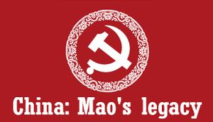 China: Mao's Legacy cover
