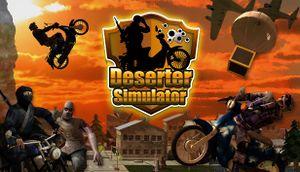 Deserter Simulator cover