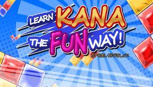 Learn (Japanese) Kana The Fun Way! cover