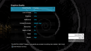 Watch Dogs - PCGamingWiki PCGW - bugs, fixes, crashes, mods, guides