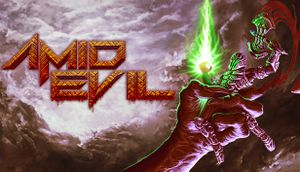 Amid Evil cover