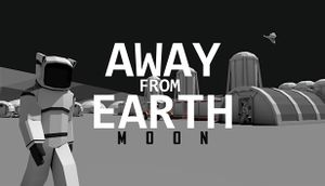 Away From Earth: Moon cover