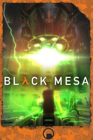Black Mesa cover
