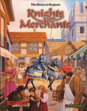 Knights and Merchants: The Shattered Kingdom cover