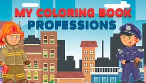 My Coloring Book: Professions cover