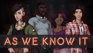 As We Know It cover