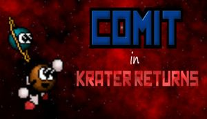 Comit in Krater Returns cover