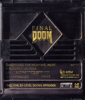Final Doom - PCGamingWiki PCGW - bugs, fixes, crashes, mods