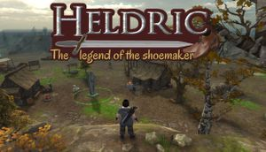 Heldric - The legend of the shoemaker cover
