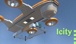Icity - a Flight Sim ... and a City Builder cover