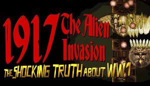 1917 - The Alien Invasion cover