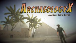 ArchaeologyX cover
