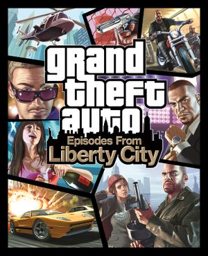 Grand Theft Auto: Episodes from Liberty City - PCGamingWiki