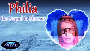 Philia: The Sequel to Elansar cover