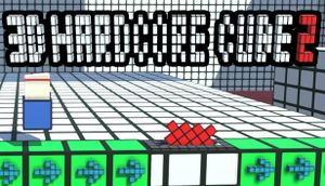 3D Hardcore Cube 2 cover