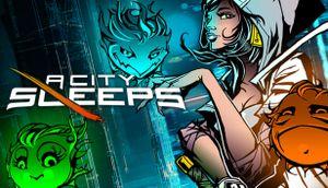 A City Sleeps cover