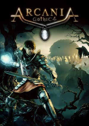 Arcania: Gothic 4 cover