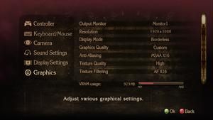 Bayonetta - PCGamingWiki PCGW - bugs, fixes, crashes, mods