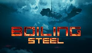 Boiling Steel cover