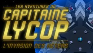 Captain Lycop: Invasion of the Heters cover