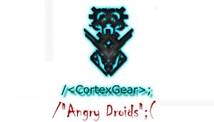 CortexGear: AngryDroids cover