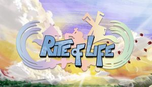 Rite of Life cover