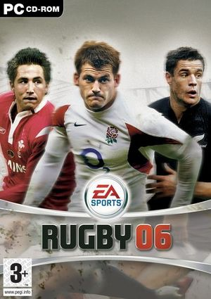Rugby 06 cover