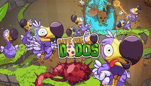 Save the Dodos cover