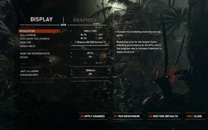 Shadow of the Tomb Raider - PCGamingWiki PCGW - bugs, fixes, crashes