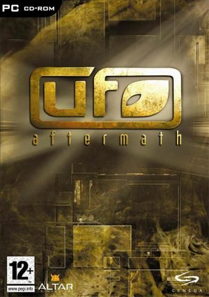 UFO: Aftermath cover