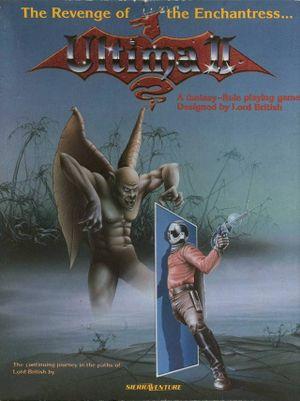Ultima II: The Revenge of the Enchantress cover