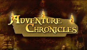 Adventure Chronicles: The Search For Lost Treasure cover