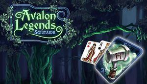 Avalon Legends Solitaire cover