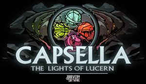 Capsella The Lights of Lucern cover