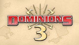 Dominions 3: The Awakening cover