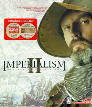 Imperialism II: The Age of Exploration cover