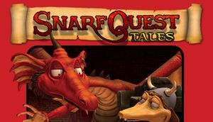 SnarfQuest Tales cover