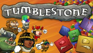 Tumblestone cover