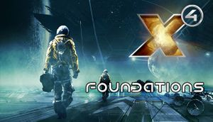 X4: Foundations cover