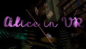 Alice In VR cover