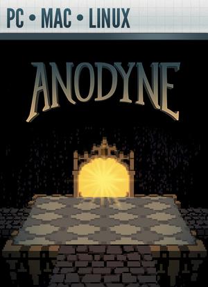 Anodyne cover