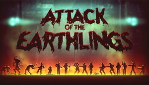 Attack of the Earthlings cover