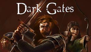 Dark Gates cover