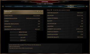 Mortal Kombat 11 - PCGamingWiki PCGW - bugs, fixes, crashes