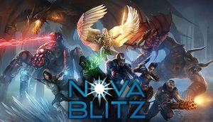 Nova Blitz cover