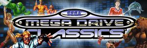 Sega Mega Drive and Genesis Classics cover