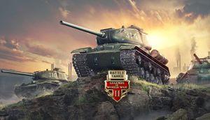 Battle Tanks: Legends of World War II cover