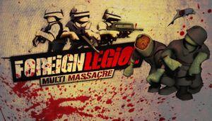 Foreign Legion: Multi Massacre cover