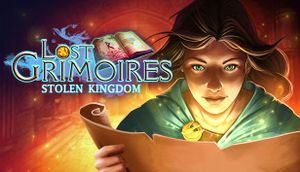 Lost Grimoires: Stolen Kingdom cover