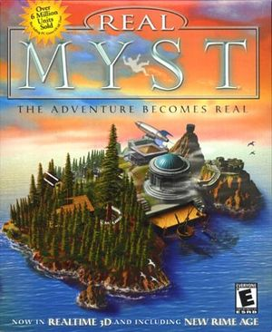 realMyst cover